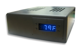 Programmable Thermal Control w/ Single LED Display & 120V to 12V Power Adapter