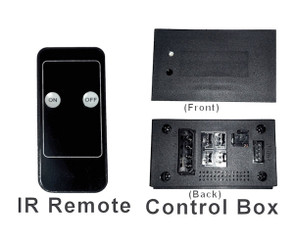 IR ON/OFF REMOTE CONTROLLED SWITCH
