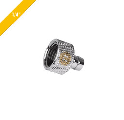 Thermaltake CL-W036-CU00SL-A Pacific 1/4inch (6.35 mm) Fill-port – Chrome
