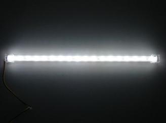 Logisys 12inch 18 WHITE LED Super Bright Sunlight Stick (WHITE)