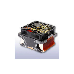 Evercool CUW8-715 Copper Heatsink Pentium4/K7 Socket478 CPU Cooler