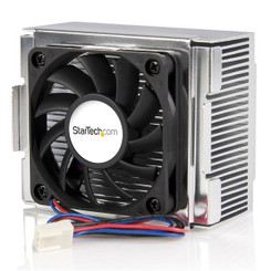 StarTech FAN478 Socket 478 CPU Cooler w/ Heatsink & TX3 Connector