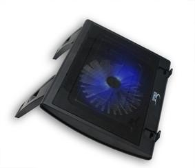 SYBA CL-NBK68015 Spyker 12-15.4inch Notebook Cooler Pad Giant 16cm Fan
