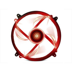 NZXT RF-FZ20S-R1 Airflow Series  200mm Red LED Case Fan