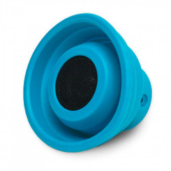 SYBA  SY-SPK23056 X-Horn Portable Bluetooth Blue Speaker