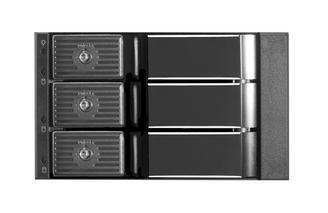 Kingwin MKS-335TL 3xSATA HDD to 2X5.25inch Bay Trayless Hot Swap Rack