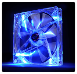 Thermaltake CL-F014-PL14BU-A Pure 14 LED Blue 140x140x25mm Fan