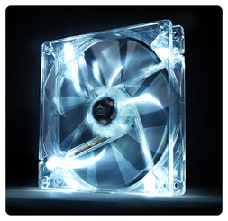 Thermaltake CL-F028-PL14WT-A Pure 14 LED White 140x140x25mm Fan