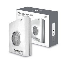 Vantec NST-330U3F-SL 3.5inch SATA to USB3.0 and FireWire800 External HDD Enclosure