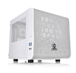 Thermaltake CA-1B8-00S6WN-01 Core V1 Snow Edition Mini ITX Chassis