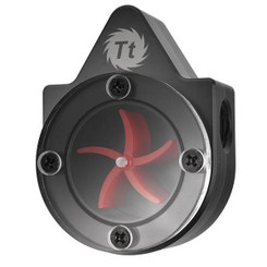 Thermaltake CL-W106-PL00BL-A Pacific Flow Indicator One