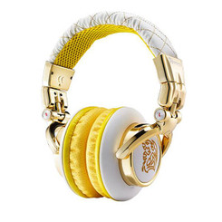 Thermaltake HT-DRS007OEWH DRACCO Signature Elegant White 3.5mm Plug Stereo Headset