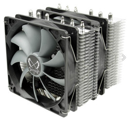 Scythe SCFM-1000 Fuma Twin Tower Compact Intel/AMD Multi Socket CPU Cooler