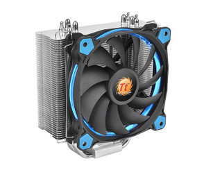 Thermaltake CL-P022-AL12BU-A Riing Silent 12 Blue CPU Cooler