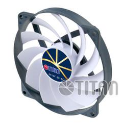 Titan TFD-9515M12ZP/KE(RB) Extreme Series Slim Silent 95X95x15mm 4Pin PWM Fan