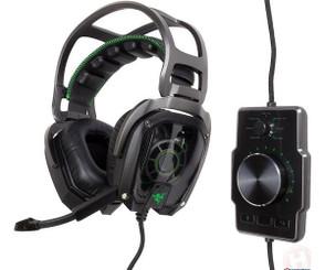 Razer RZ04-00600100-R3U1 Tiamat 7.1 Circumaural Analog 7.1 Surround Sound Gaming Headset