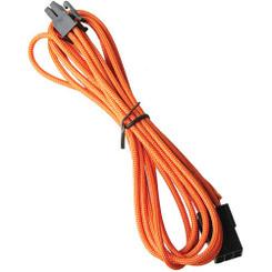 Bitfenix BFA-MSC-6PEG45OK-RP  (Orange) Alchemy Multisleeved 45cm 6Pin PCI-E Power Extension Cable