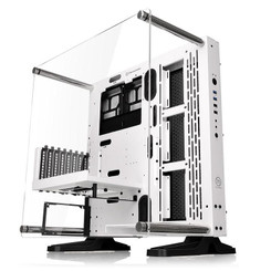 Thermaltake CA-1G4-00M6WN-00 Core P3 Snow Edition ATX Wall-Mount Chassis