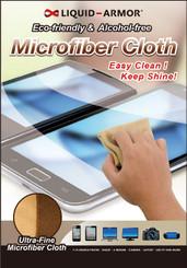 LA100C LIQUID-ARMOR Microfiber Cloth