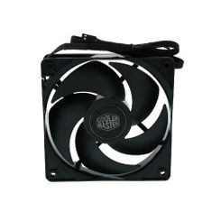 CoolerMaster R4-SFNL-14PK-R1 120 x 120 x 25mm SILENCIO FP PWM Whisper-Quiet Cooling  1400RPM Fan