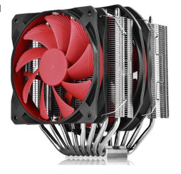 DEEPCOOL Gamer Storm ASSASSIN II 8 Heatpipes Dual PWM Fan CPU Cooler
