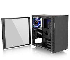 Thermaltake CA-1E3-00M1WN-03 Suppressor F31 Tempered Glass Edition Mid Tower Chassis