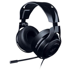 Razer RZ04-01920200-R3U1 ManO'War 7.1 Surround Sound Gaming Headset Compatible with PC, Mac, Playstation 4, and Xbox One