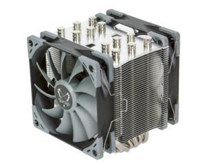 SCYTHE SCMG-5000 (MUGEN 5) Dual Fan H.P.M.S. II Heat Pipe CPU Cooler