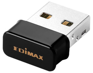 EDIMAX EW-7611ULB 2-in-1 Nano USB Adapter Wi-Fi and Bluetooth 4.0 Adapter