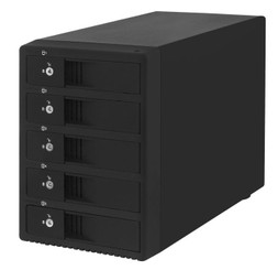 Kingwin KST-500 5xBay External Enclosure for 3.5inch SATA Hard Drive