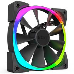 NZXT RF-AR140-B1 Aer RGB140  140mm Digitally Controlled RGB LED Fan  (Single Pack)