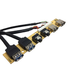 Thermaltake PB00085-CO Level 10 GTS USB / Audio Module
