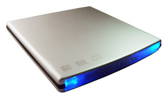 USB-DVD-SS Super Slim USB 2.0 External DVD Burner
