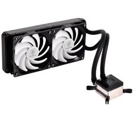 Silverstone SST-TD02-E-V2 (AM4) Dual 120mm Fan Liquid Cooling Kit