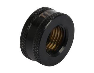 Thermaltake CL-W048-CU00BL-A Pacific G1/4 Female to Female 10mm Extender – Black