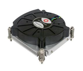 Dynatron K6 Intel LGA1151 l LGA1155 l LGA1156 1U Active CPU Cooler