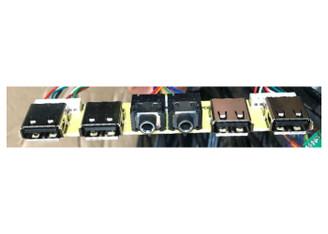 Thermaltake R4JB49-L10S Level 10 GT USB / Audio Module