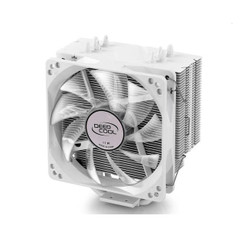 DEEPCOOL GAMMAXX 400 WHITE 120mm Fan Intel LGA2011 AMD AM4 CPU Cooler