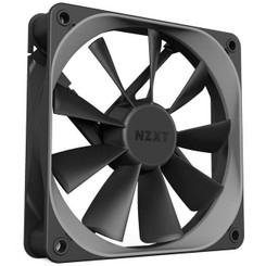 NZXT RF-AF120-D1 Aer F120 Twin Pack  120mm High-performance Airflow PWM Fan