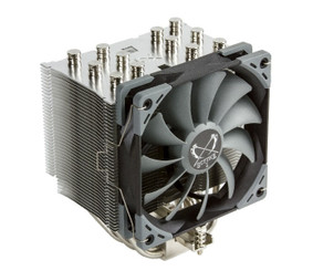 SCYTHE SCMG-5100 (MUGEN 5 rev B) Dual Fan H.P.M.S. II Heat Pipe CPU Cooler