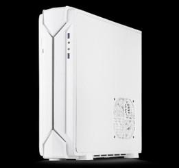 Silverstone SST-RVZ03W Mini-ITX/Mini-DTX Slim Desktop/HTPC Case