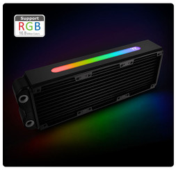 Thermaltake  CL-W182-AL00SW-A Pacific RL360 Plus RGB Radiator