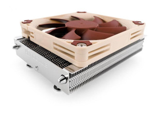 Noctua  NH-L9a-AM4 low-profile quiet cooler for AMD Ryzen CPUs and APUs
