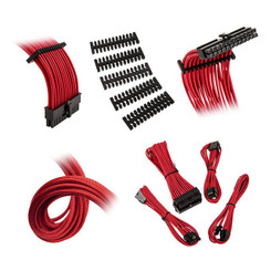 Bitfenix BFX-ALC-EXTRR-RP Alchemy 2.0 Extension Cable Kit - Red