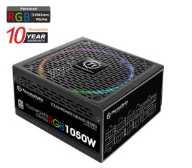 Thermaltake  PS-TPG-1050F1FAPU-1  Toughpower Grand RGB 1050W Platinum