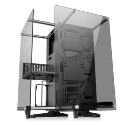 Thermaltake CA-1J8-00M1WN-00 Core P90 Tempered Glass Edition Mid-Tower Chassis