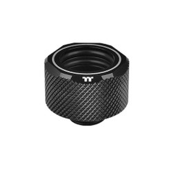 Thermaltake CL-W214-CU00BL-A Pacific C-PRO G1/4 PETG Tube 16mm OD Compression – Black