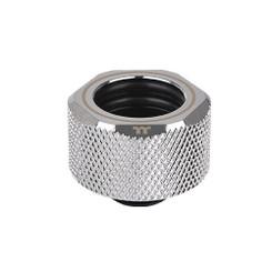 Thermaltake CL-W213-CU00SL-A Pacific C-PRO G1/4 PETG Tube 16mm OD Compression – Chrome