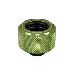 Thermaltake CL-W212-CU00GR-A Pacific C-PRO G1/4 PETG Tube 16mm OD Compression – Green