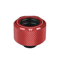 Thermaltake CL-W209-CU00RE-A Pacific C-PRO G1/4 PETG Tube 16mm OD Compression – Red